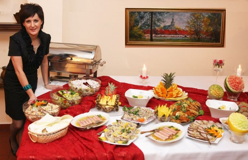 Kuchnia, posiłki